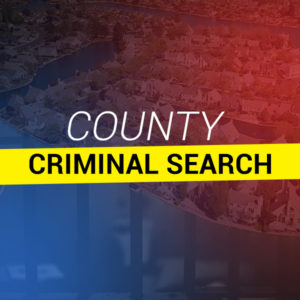 county criminal search